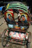 Rickshaw, Old Dhaka