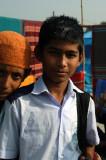 School boy in Fatulla, Bangladesh
