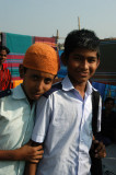 School boys in Fatulla, Bangladesh
