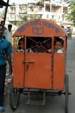 School bus rickshaw, Bangladesh
