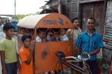 Bangladesh School Bus/Rickshaw, Fatulla