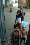 Wandering the back streets of Fatulla, Bangladesh