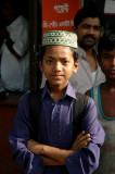 Another Fatulla boy with a cap