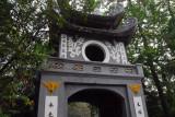 Gate to Ngoc Son Temple, Hoan Kiem Lake, Hanoi