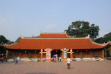 The 5th Courtyard (Thai Hoc) in front of the temple dedicated to the parents of Confucious, Temple of Literature