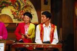 Traditional Vietnamese music, Temple of Literature, Hanoi