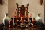 Ancestral altar, Vietnam Museum of Ethnology