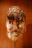 Mask for shaman's initiation ritual, Dao (Ho) Lao Cai