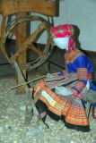 Hmong weaving
