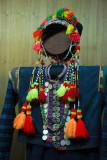 La Hu woman's outfit, Lai Chau
