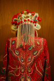Bridal outfit from the south, HCMC