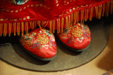 Bridal slippers, Vietnam Museum of Ethnology