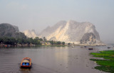 Near Starting to get into the scenery that the Ninh Binh area is famous for