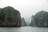 Had we known that, we could have stuck with our original itinerary leaving Hanoi for Halong Bay