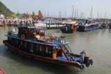 Hong Long day cruise boat, Halong City