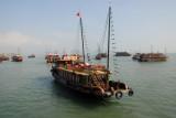 Bai Tho 68 day excursion boat, Halong Bay