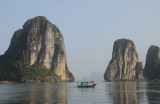 Picturesque Halong Bay