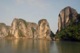 Halong Bay is definitely worth the trip