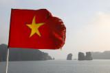 Flag of Vietnam, Halong Bay
