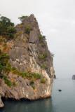 Rock formation, Halong Bay