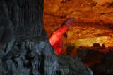 Phallic rock, Hang Sung Sot Cave