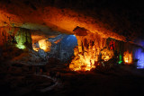 The very large main chamber, Hang Sung Sot Cave