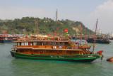 Annam Junk, Hai Long Dream, Bai Chai port, Halong City