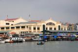 Market hall, Hon Gai