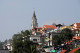 Steeple of the church, Hon Gai
