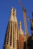 Sagrada Família estimated completion 2026