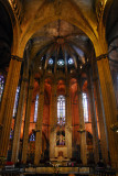 Apse, Barcelona Cathedral