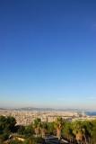 Barcelona from Montjuïc Castle