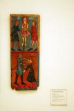 Martyrdom of Santa Lucia, ca 1300