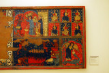 Panel of St. Michael; Master of Soriguerola 13th C.