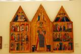 Triptych of St. Vincent, 1350-1370