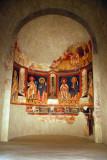 Romanesque Apse from El Burgal, MNAC