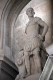 Statue of a Roman general, MNAC Rotunda