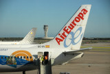 Air Europa 737 at Barcelona EC-IYI