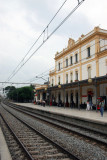Sitges Railway Station