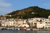 Mediterranean town of El Port de la Selva