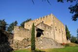 Castell de Montesquiu, 13km south of Ripoli