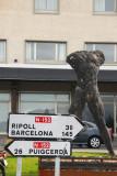Sculpture, N-152, La Collada de Toses