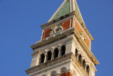 The Campanile of Venice collapsed in 1902 and was rebuilt by 1912 following the original 1514 design