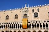Doge's Palace - Palazzo Ducale di Venezia, west façade