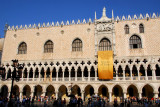 The Doge's Palace of Venice was built 1309-1424