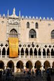Palazzo Ducale di Venezia, west façade