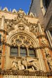 Porta della Carta (1438-1442) Palazzo Ducale di Venezia