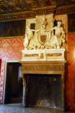 Fireplace, Doge's Palace interior