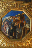 Painted ceiling, Doge's Palace interior