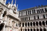 The Courtyard of the Palazzo Ducale di Venezia